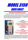 Portable Suspended Solids Analyzer
