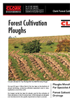 Clark - Forest Cultivation Ploughs Brochure