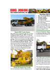 Model 90D - Truck Mounted Tree Transplanters Brochure