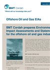 Offshore Oil and Gas EIAs Brochure