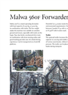 Malwa - Model 560F - Stand Operative Forwarder Brochure
