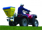 C-Dax - Model ATV mounted - Fertiliser spreader