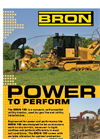 Model 150 - Self-Propelled Utility Plows Brochure