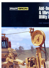 STATIC - Model HS-I - Add-On Utility Plows Brochure