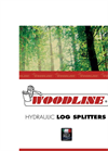 Woodline Hydraulic Log Splitters Brochure