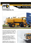 MB3 Front Mount Broom & Plow Brochure