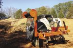 Push Pull Silt Fence Plow