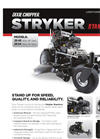 Pursuit - Model 1532S , 1536S, 1536D & 1544D - Walk Behind Mowers Brochure