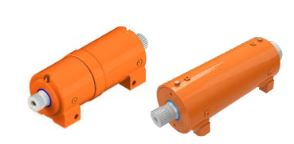 Helac - Model T Series - Hydraulic Rotary Actuator