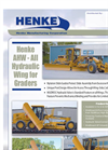 Hydraulic Wing - Brochure