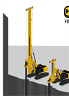 HPM 250 - Foundation Drill Brochure