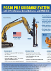 HMC - PGS10 - Excavator-Mounted Mast Attachment