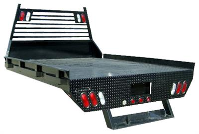 Model SD - Standard Flat Bed Deck