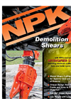 NPK - Demolition Shears Brochure