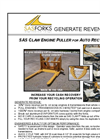 SAS - Claw Engine Puller - Brochure