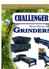 Waste Reduction Grinders Products Brochure