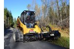 SideTrencher - Skid Steer Trencher Attachment Tool