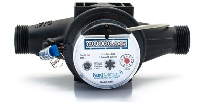 NextCentury - Model M201 - Multi-Jet Cold/Hot Water Meter