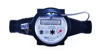 NextCentury - Model M201CH - Multi-Jet Hot Water Meter