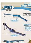 Patz - Belt Conveyors Brochure