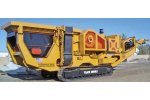 CEC - Model 30 x 42 - Track Jaw Crusher