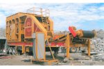CEC - Model 40 x 48 - Portable Jaw Crusher