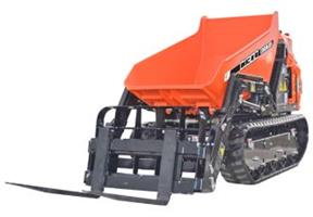 Cormidi - Model CMF1300 - Multifunction Minidumper