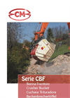 CM - Model CBF Series - Crusher Bucket Brochure