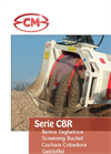 CM - Model CBR Series - Rotary Screening Bucket Brochure
