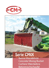 CM - Model CMIX Series - Concrete Mixing Bucket Brochure