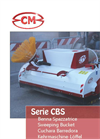 CM - Model CBS Series - Sweeper Bucket Brochure