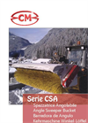 CM - Model CSA Series - Angle Sweeper Bucket Brochure
