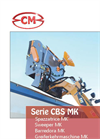 CM - Model CBS MK Series - Sweeper Multi Kit Brochure