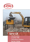 CM - Model CR Series - Jaw Crusher Mill Brochure