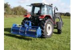 Fleming - Model 2.1m - Heavy Duty Rotavator