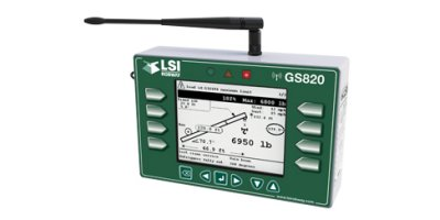 Model GS820 - Wireless Graphical Display