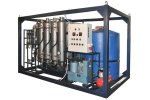 Melioform-OMM - Units for Purification and Clarification of Mineral Oils