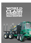 Gremo 1450F Forwarder Brochure
