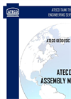 Ateco - Aluminium Geodesic Dome Roof Manual