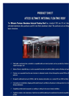 Ateco - Ultimate Internal Floating Roof Datasheet