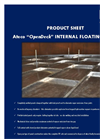 Ateco OpenDeck - Internal Floating Roof Datasheet