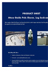 Ateco - Guide Pole Covers, Leg Seals & Leg Socks Datasheet