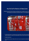 Ateco - Rim Seal Fire Detection and Fighting System Datasheet
