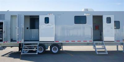 Magnum - Dog House Chassis Oil and Gas Trailers
