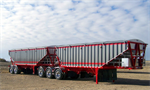Doepker - Model Super B - Classic Open End Grain Trailer