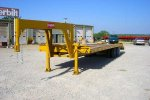 Model 10-Ton - Gooseneck Trailer