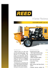 REED - Model A Series - Trailer Mounted Concrete Pumps Datasheet