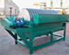 Magnetic separator installation steps for zinc, lead, metal, coal