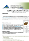 NECi Soil Phosphate Test Kit Instructions