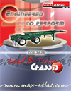 Max Atlas - Model CCX2045-2-07 - Tandem Axles Spring Ride Extendable Container Trailers Brochure